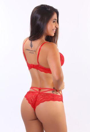 conjunto-de-lingerie-strappy-em-microfibra-compra-facil-lingerie-Foto-Modelo-Costas