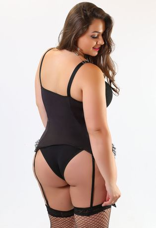 espartilho-sexy-plus-size-compra-facil-lingerie-Revenda-Foto-Modelo-Costas