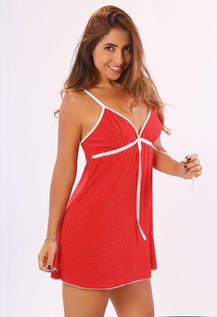 camisola-em-liganete-estampada-compra-facil-lingerie-Revenda-Foto-MODELO-Frente