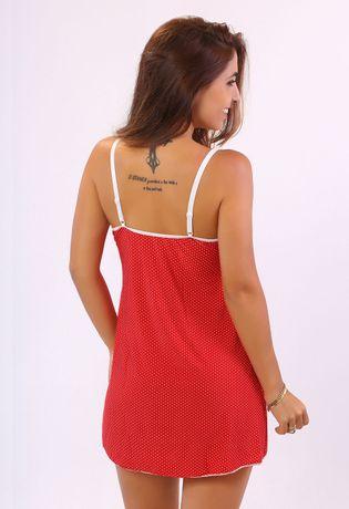 camisola-em-liganete-estampada-compra-facil-lingerie-Revenda-Foto-Modelo-COSTAS