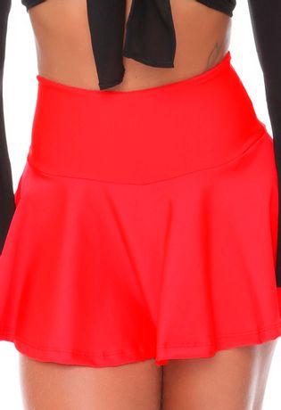 short-saia-em-cotton-compra-facil-lingerie-revenda-VERMELHO
