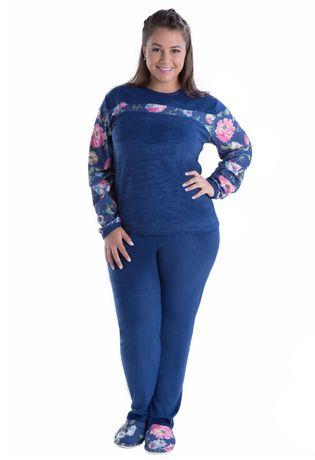 pijama-plus-size-inverno-compra-facil-lingerie-revenda-atacado-AZUL-MARINHO