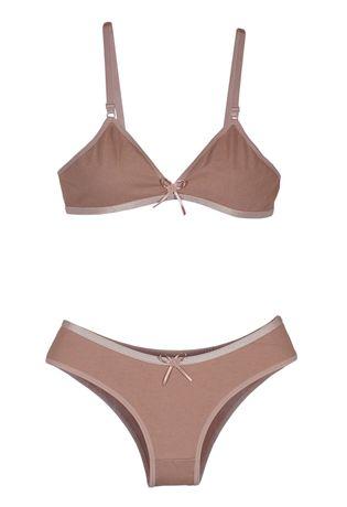 conjunto-juvenil-em-cotton-compra-facil-lingerie-revenda-CHOCOLATE