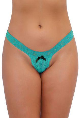 calcinha-sexy-renda-microfibra-fio-dental-compra-facil-lingerie-VERDE-AGUA-COSTAS
