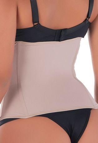 cinta-cinta-modeladora-de-cintura-com-4-barbatanas-CHOCOLATE-costas