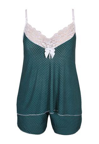 short-dool-plus-com-detalhe-em-renda-revenda-compra-facil-lingerie-VERDE-ESCURO-BRANCO