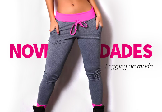 Roupas fitness femininas para academia - Compra Fácil Lingerie 21d55ceecaed7