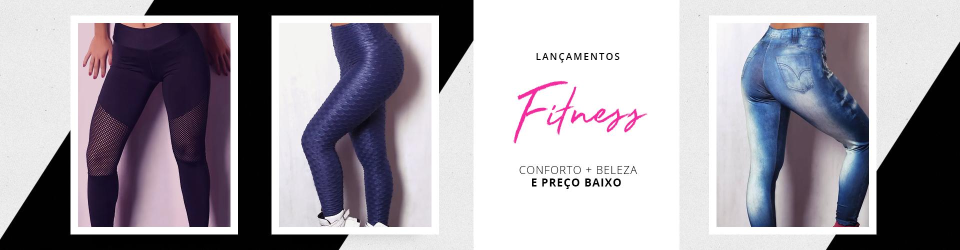 Lançamentos Fitness