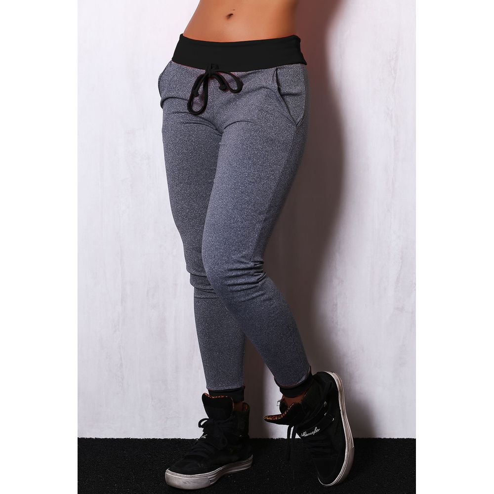 4ca855734 Calça Legging Fitness Fuseal com Bolso L08P - Compra Fácil Lingerie