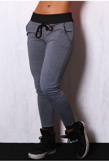 97bff646e Calça Legging Fitness Fuseal com Bolso L08P - Compra Fácil Lingerie