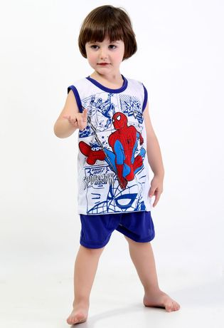 Pijama-Infantil-Regata-em-Malha-Algodao-Personagem-N06