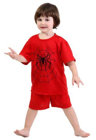 Pijama-Infantil-em-Malha-com-estampa-de-Heroi-N08