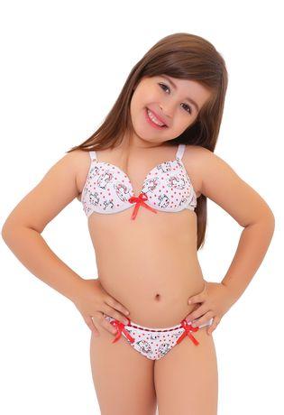Conjunto-Infantil-Juvenil-em-Algodao-Cotton-Estampado-P62 3fd94e81ca0