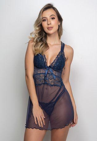 Camisola-Sexy-Luxo-em-Tule-e-Renda-J21