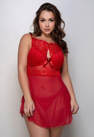 Camisola-sexy-em-Renda-e-Tule-Plus-size-O08