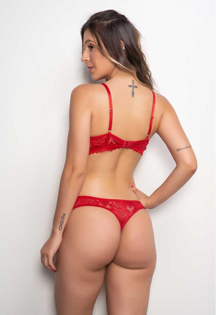 Conjunto-Lingerie-Sexy-Strappy-Bra-em-Renda-D237