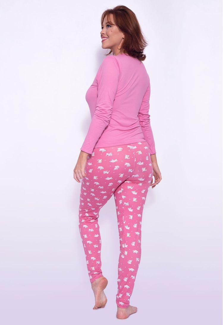 Pijama-Longo-Em-Camurca-Estampado-Rosa-Claro-Gatinho-G08-30