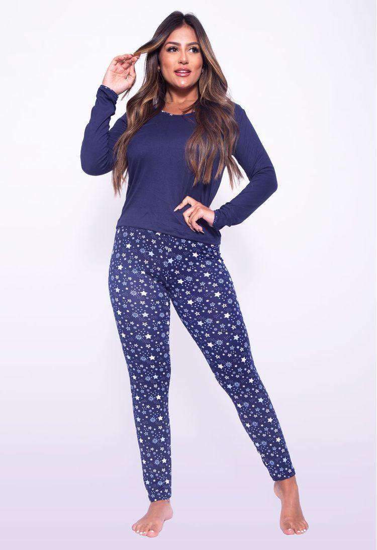 Pijama-Longo-Em-Camurca-Estampado-Azul-Marinho-G08-41